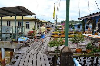 Photo: Water village