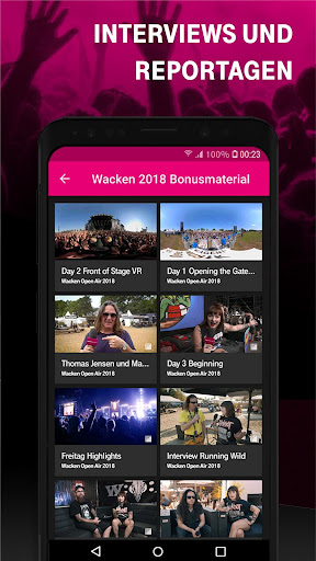 MAGENTA MUSIK 360 Exklusive Konzerte live streamen screenshot 5