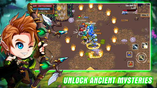 Knight Age - A Magical Kingdom in Chaos 2.2.4 Screenshots 20