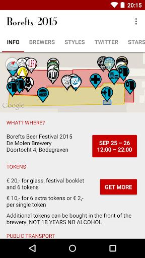 Borefts Beer Festival 2015