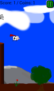 Flappy Cow Game screenshot 4