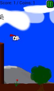 Flappy Cow Game screenshot 4