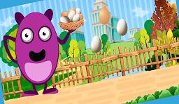 screenshot of Egg Catcher surprise: free game 2019