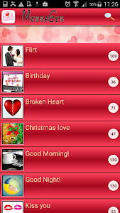 Sweet Love Messages Romantic screenshot 13