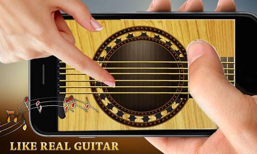 ギターバーチャルプレイ