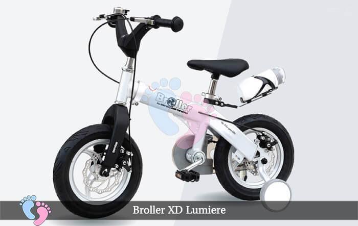Xe đạp cho bé Broller XD Lumiere ss 6