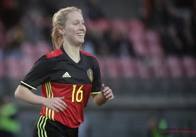 Officiel: la jeune Celien Guns est de retour en Belgique