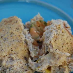 Taragna Flour and Sun Vegetable Gratin