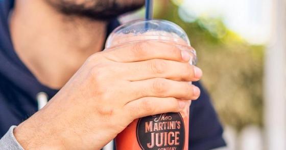 Martini's Juice, productos saludables y llenos de sabor