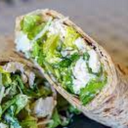 Caesar Wrap (choice of protein)