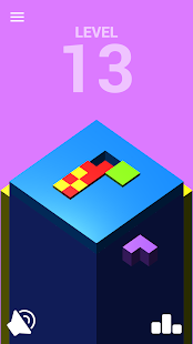 Bricks Blocks Tetrizzle puzzle- screenshot thumbnail