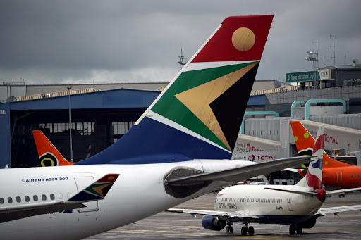 SAA will not be able to pay salaries for November on normal payment dates