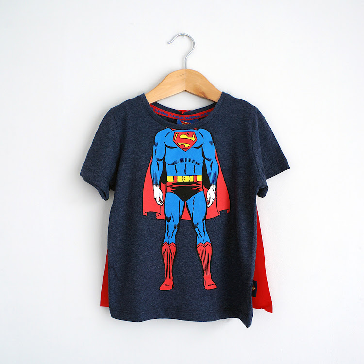 Superman (Caped) by FirstJoy Asia Sdn Bhd