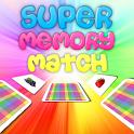 Super memory match icon