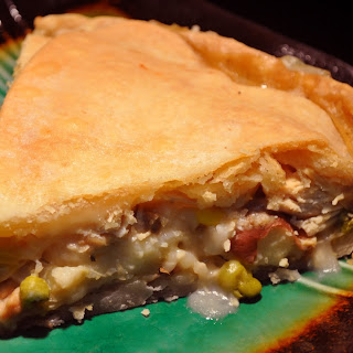 Betsy's No Garlic Chicken Pot Pie