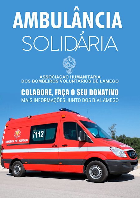 Bombeiros de Lamego | Ambulância Solidária