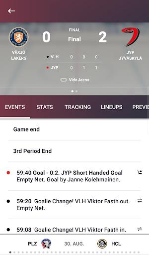 Champions Hockey League ss1