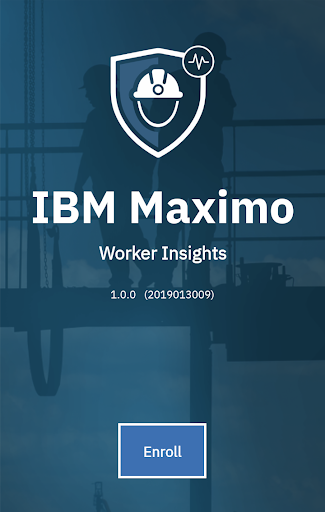 Screenshot for IBM Maximo Worker Insights in United States Play Store