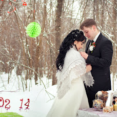 Wedding photographer Tatyana Mayorova (Chayka). Photo of 28.02.2014