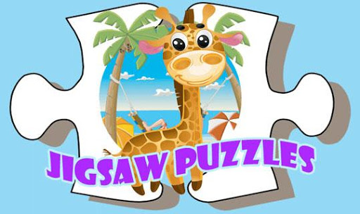 Charming Animal Jigsaw Puzzle