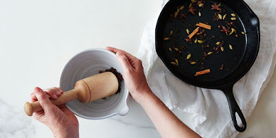 This is mortar and pestle perfection.