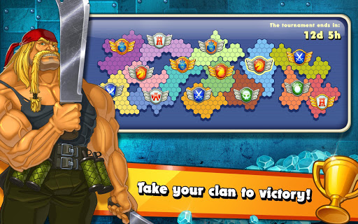 Jungle Heat: War of Clans screenshot 7