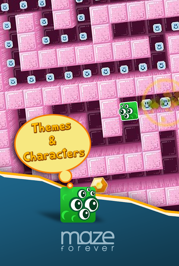 Maze Forever: Labyrinth Puzzle- screenshot