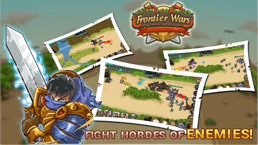 Frontier Wars: Defense Heroes - Tactical TD Game ss1
