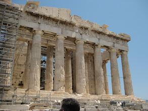 Photo: The Parthenon at the Acropolis