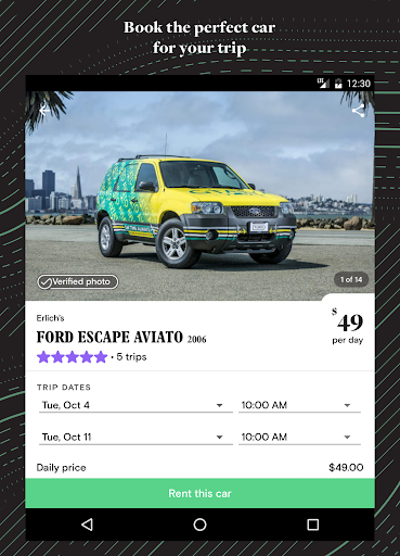Turo - Better Than Car Rental Apk apps 8