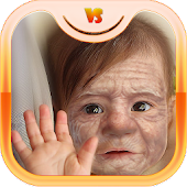 Make Me Old App: Face Aging Effect Photo Editor