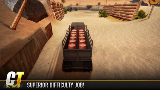 Crazy Trucker for Android apk 4