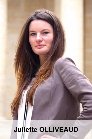 Découvrir le profil de Juliette OLLIVEAUD