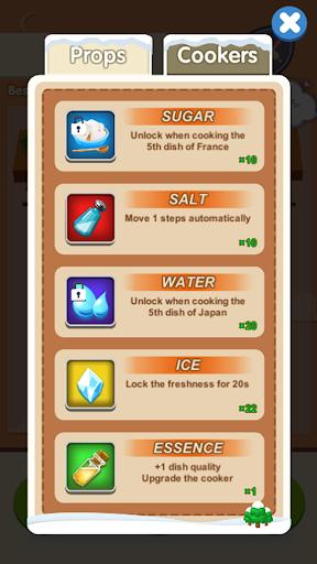 Code Triche Cooking Master APK MOD screenshots 4