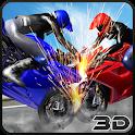 Crazy Moto Death Wheels Rider icon