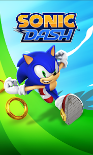 Sonic Dash Mod Apk 4.16.0 [Unlimited Rings + Unlocked] 6