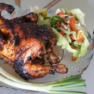 Roasted & Stuffed Chicken