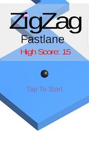 ZigZag Fastlane - náhled