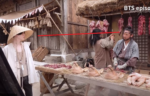 Butcher in Daechwita MV
