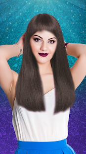 Hair Style Photo Montage - náhled