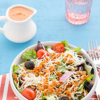 Red Kidney Bean Salad Thousand Island Dressing Recipes