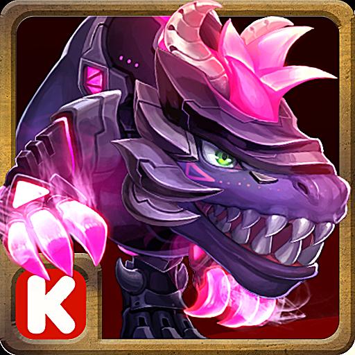 Dinobot: Dark T-Rex