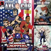 Axe Cop: The American Choppers