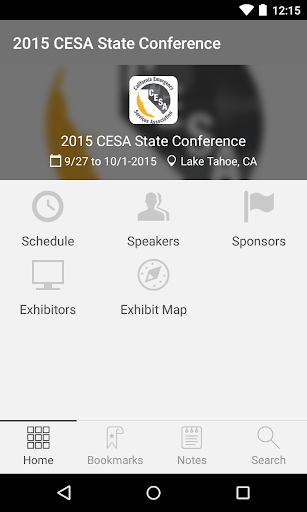 2015 CESA State Conference