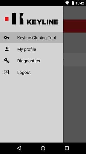 Keyline Cloning Tool