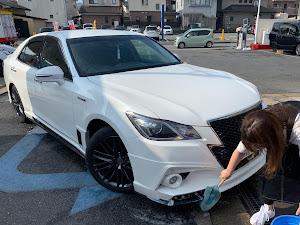 クラウンアスリート AWS210のカスタム事例画像 松﨑 直弥さんの2020年08月02日11:27の投稿