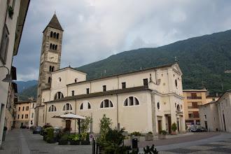 Photo: Kolegiata w Tirano wybudowana w1589 roku.