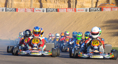 Photo: WSK World Series Karting 2010 final round @ Ghibli Raceway – Sharm El Sheikh – Egypt