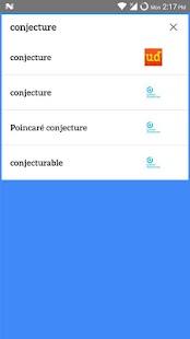 Cortex Dictionary - náhled