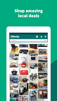 OfferUp - Buy. Sell. Offer Up APK screenshot thumbnail 11